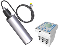 China Wholeslae Online TSS Meter MLSS Meter Sludge Concentration Meter Analyzer Total Suspended Solids Meter Sensor Manufacturer
